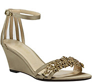 J. Renee Ankle Strap Sandals - Mariabella - A364293