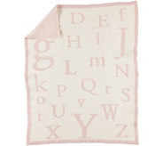 Barefoot Dreams Cozychic ABC Blanket - A360494