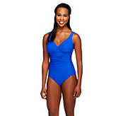 DreamShaper by Miraclesuit Asteria Blue 1-Piece Swimsuit - A253795