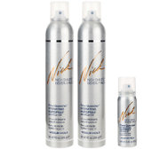 Nick Chavez Thirst Quencher Duo w/ Travel-Size Hairspray