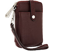 Aimee Kestenberg Nicole Leather Phone Wristlet - A265895