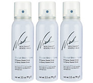 Nick Chavez Set of 3 Starlet Shine Spray 3.5 oz. - A273995