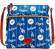 Dooney & Bourke MLB Nylon Dodgers Crossbody - A281495