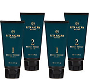 Rita Hazan Weekly Remedy 2-Step Hair Treatment Duo - A285795