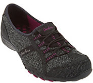 As Is Skechers Knit Bungee Slip-ons Save the Day - A291595
