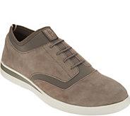 ED Ellen DeGeneres Suede Bungee Sneakers - Atala - A297295