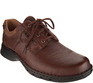 Clarks Mens Leather Lace-up Shoes - Un.Ravel - A300795