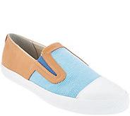 GEOX Canvas Slip On Shoes - Giyo - A305295
