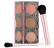 Mally Shimmer, Shape, and Glow Palette - A334395
