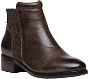 Propet Leather Ankle Boots - Taneka - A363795
