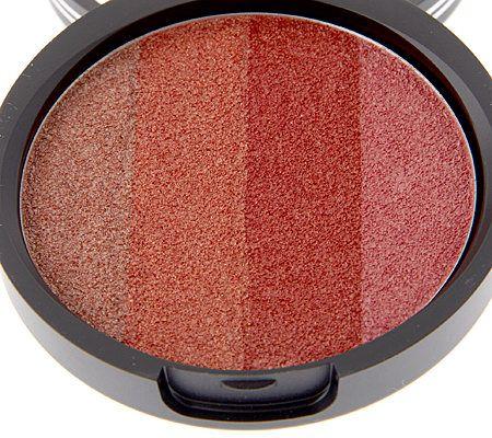 Dream Creams Lip Palette With Retractable Lip Brush - Sunswept by Laura Geller #12