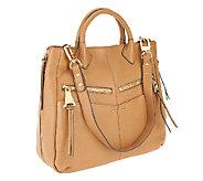 Aimee Kestenberg Leather Nikki Convertible Shopper - A255396