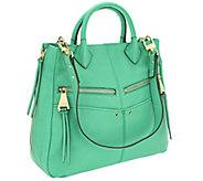 Aimee Kestenberg Leather Nikki Convertible Shopper - A255396