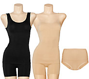 Jockey Seamfree 5-piece Everyday Shapewear Set - A262796