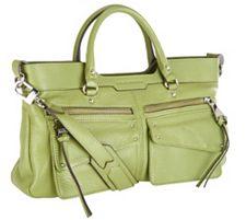 Aimee Kestenberg Pebble Leather East / west Satc...