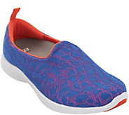 Vionic Orthotic Mesh Slip-on Sneakers - Hydra - A272196