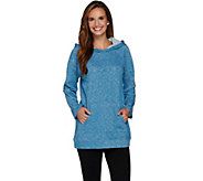 Linea Leisure by Louis DellOlio French Terry Oversize Hoodie - A282496