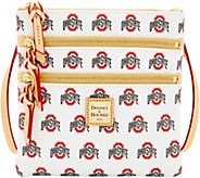 Dooney & Bourke NCAA Ohio State University Zip Crossbody - A283496