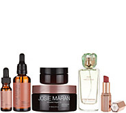 Josie Maran Peace, Love & Joy Argan Body & Fragrance Set - A287496