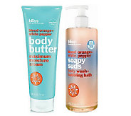 bliss Soapy Suds & Butter Set - A322096