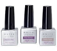 Mally 24/7 City Chick Gel Polish Trio - A325496