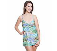 Simply Swim Dream Machine Underwire Swimdress - A332696