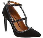 Kensie Ankle Strap Pumps - Fizzia - A355696