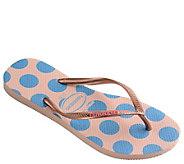 Havaianas Flip Flop Sandals - Slim Retro - A357796