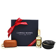 Caswell-Massey Sandalwood Mens Grooming Favori tes Gift Set - A362796