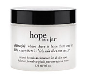 philosophy hope in a jar moisturizer 4oz. - A80996