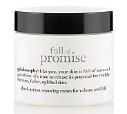 philosophy super-size full of promise moisturizer 4oz Auto-Delivery - A238697