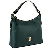 Dooney & Bourke Saffiano Leather Hobo - A257697