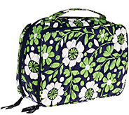 Vera Bradley Large Signature Blush and Brush Makeup Case - A264797
