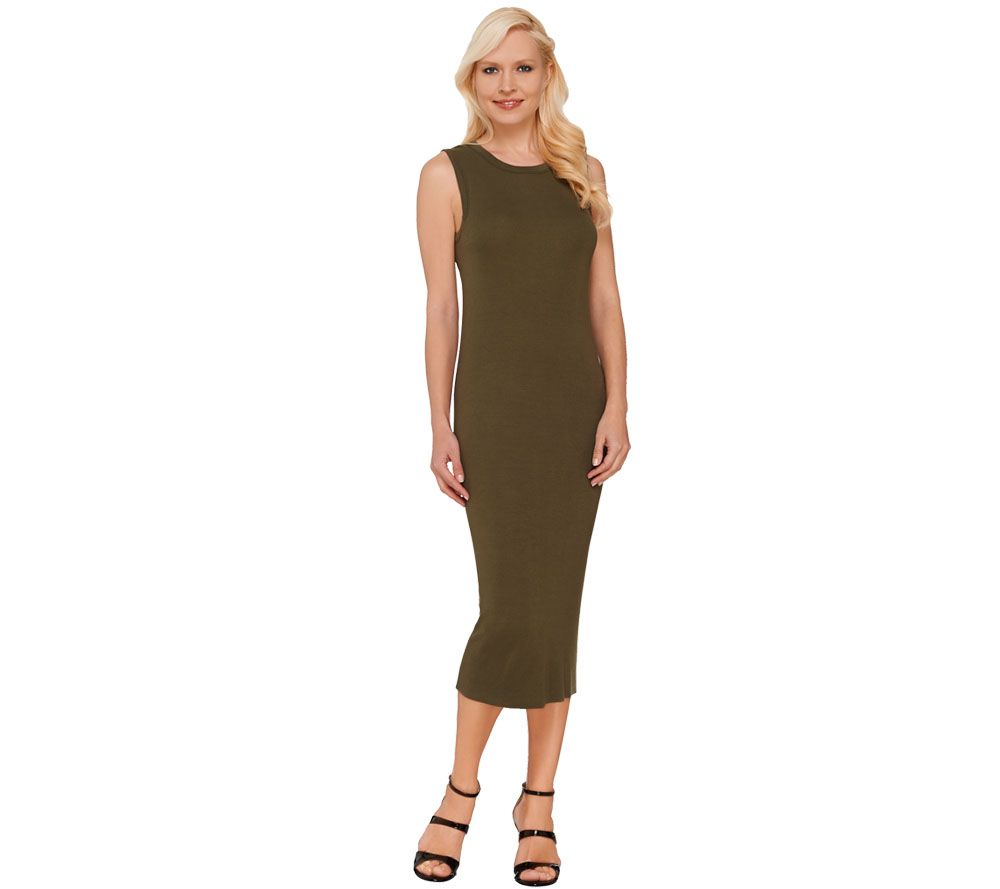 Gili V-neck dolman sleeve maxi dress