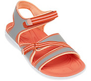 As Is Ryka Adjustable Sandals w/ CSS Technology - Breeze - A271197