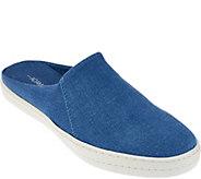 As Is Adam Tucker Canvas Sneaker Mules - Jive - A282397