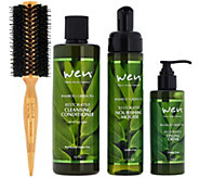 WEN by Chaz Dean Rice Based Cleanse & Style Essentials - A283097
