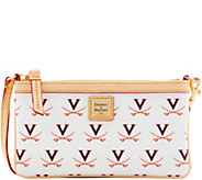Dooney & Bourke NCAA University of Virginia Slim Wristlet - A283297