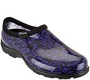 Sloggers Waterproof Casual Floral Garden Shoe - A289697