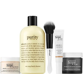 philosophy daily dose of hope 5-pc skincare set