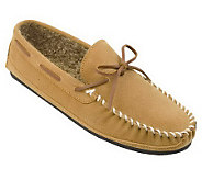 Minnetonka Mens Casey Slippers - A320297