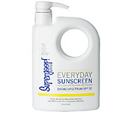 Supergoop! Everyday Sunscreen Summer Pump SPF 50 18 oz - A333797