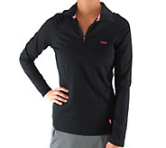 Ryka Essential Pullover with Quarter Zipper - A335097