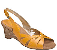 A2 by Aerosoles Core Comfort Wedge Sandals - Zenchilada - A335897