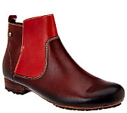 Spring Step LArtiste Leather Ankle Boots - Aladyn - A337297