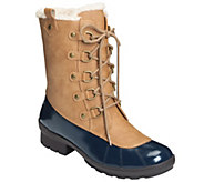 A2 Core Comfort Lace-up Cold Weather Boots - Barricade - A338397