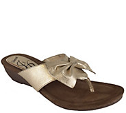 J. Renee Casual Thong Sandals - Ayala - A339697