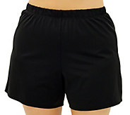 Fit 4 U Thighs Solid Swim Short - A339797