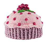San Diego Hat Co. Kids Chenille Pink Cupcake Hat - A204498