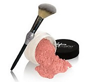 IT Cosmetics Anti-Aging Airbrush Blush Stain with Boutique Brush - A225898